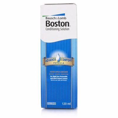 תמיסת השריה לעדשות מגע קשות בוסטון - Boston Conditioning