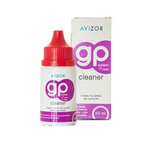 תמיסת ניקוי לעדשות מגע קשות נושמות ג'י פי קלינר (Gp cleaner)